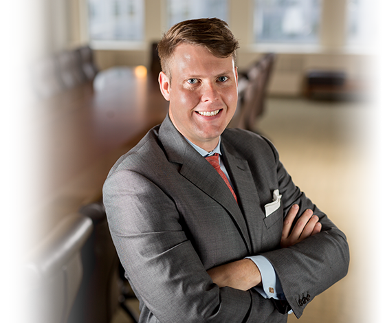 Aaron Mace – Senior Associate