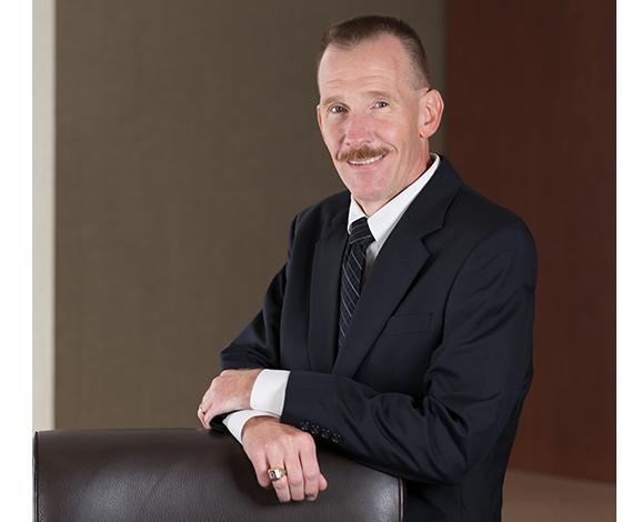 James R. Franks – Shareholder